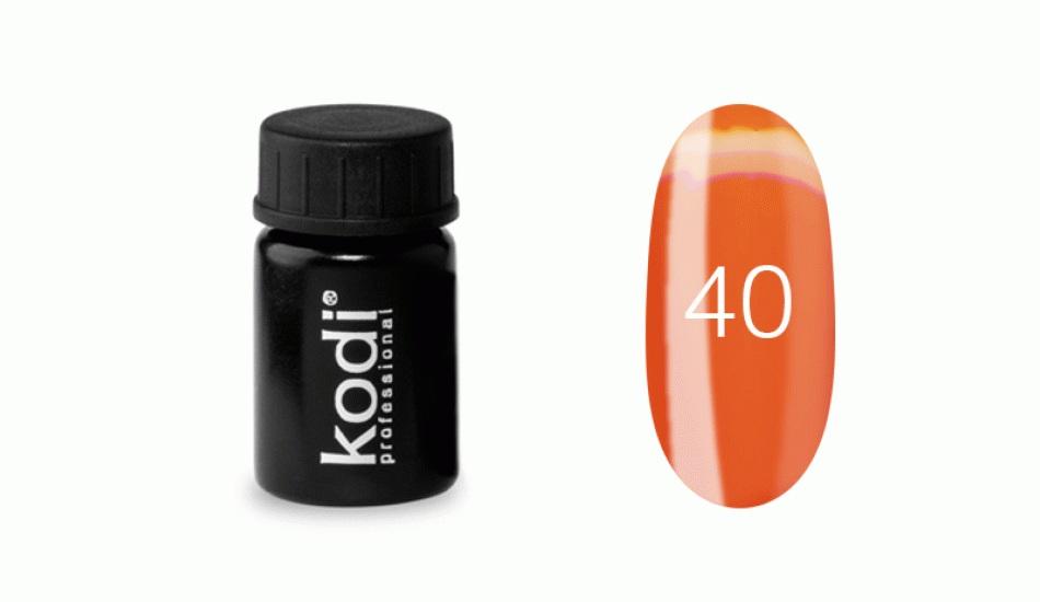 Kodi GEL PAINT №40