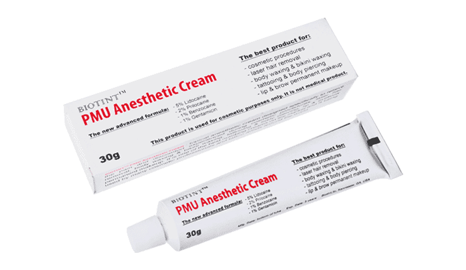 BIOTINT PMU Anesthetic Cream, 30g