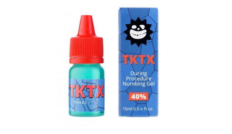 TKTX 40%, Gel - anesthetic, 15ml