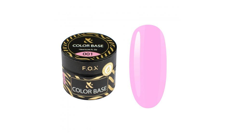 F.O.X BASE Color #001 10ml.