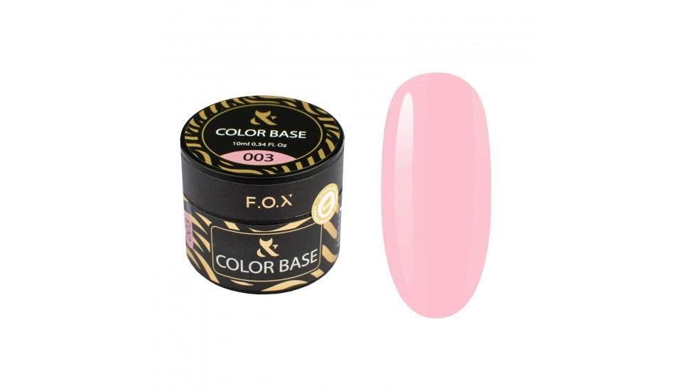 F.O.X BASE Color #003 10ml.