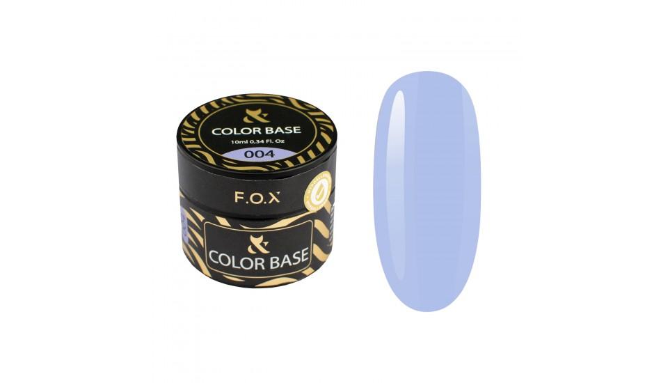 F.O.X BASE Color #004 10ml.