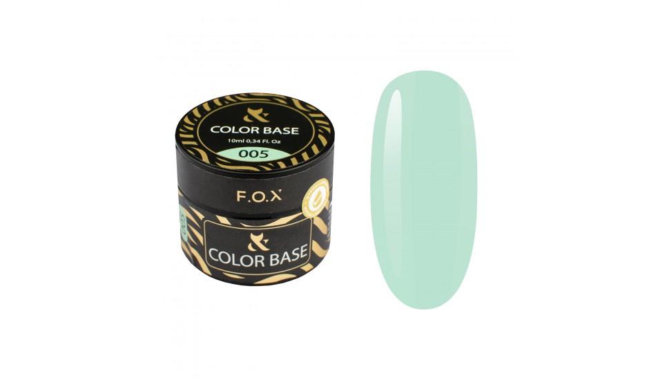 F.O.X BASE Color #005 10ml.