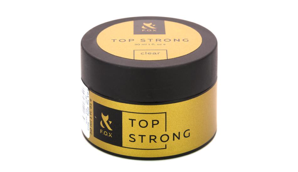 F.O.X TOP Strong 30ml. (bank)