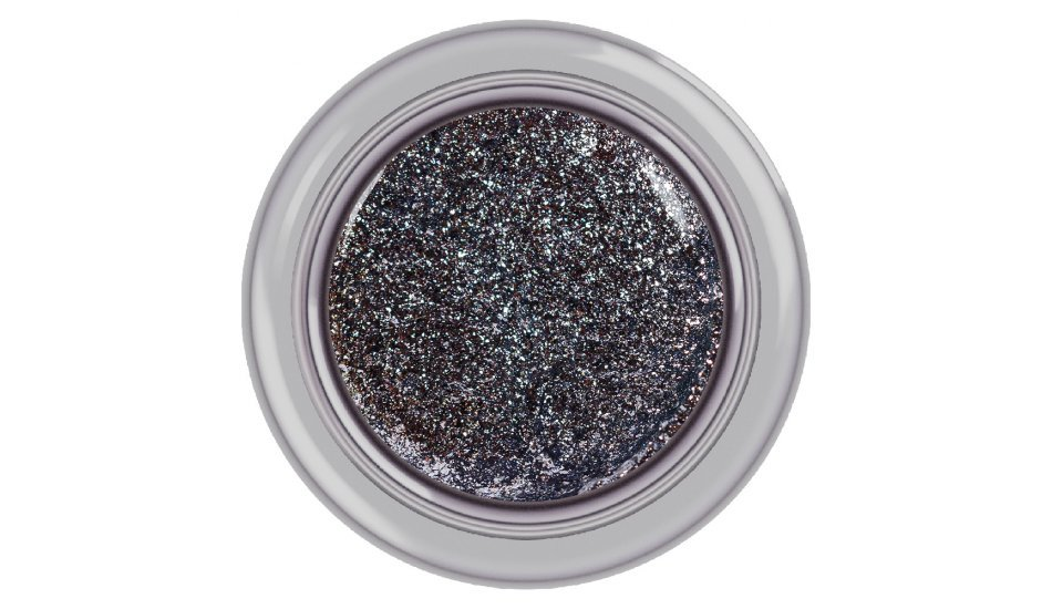 "Kodi Gel Paint ""GALAXY"" 01 (Color: DARK SILVER)"
