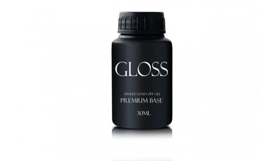 Premium Base narrow neck 30 ml.