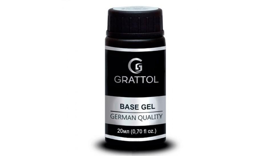 GRATTOL Rubber Base Extra Cremnium 20ml.