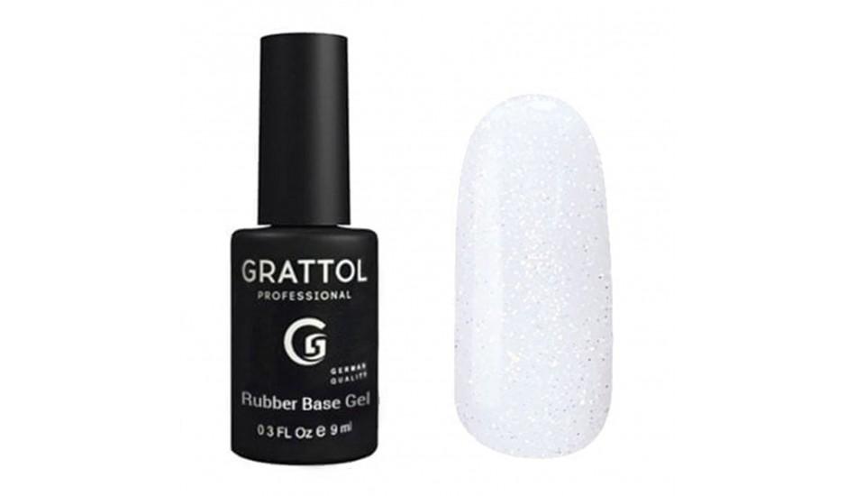 GRATTOL Glitter Base №02, 9ml.