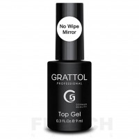 GRATTOL Top No-wipe Miror 9ml.