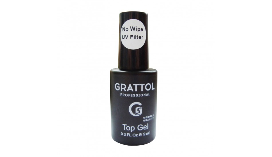 GRATTOL Top No-wipe UV Filter 9ml.