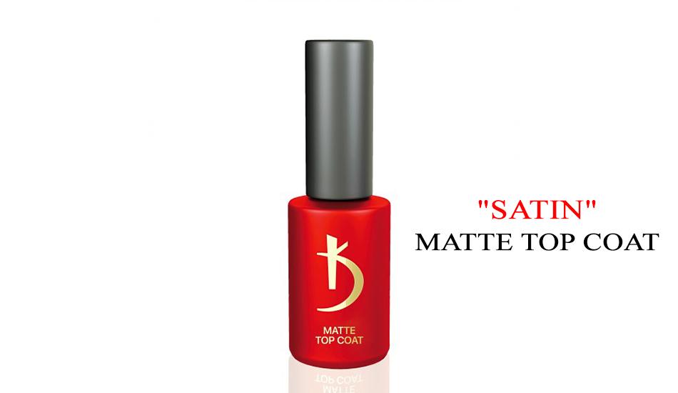"""Kodi Matte Top Coat """"SATIN"""" 7ml."""