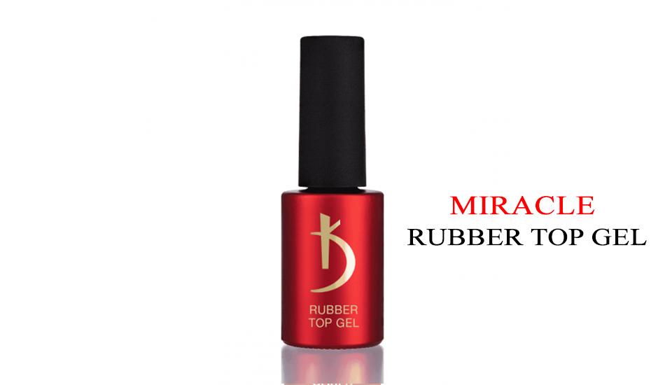 Kodi MIRACLE Rubber Top Gel 7 ml.