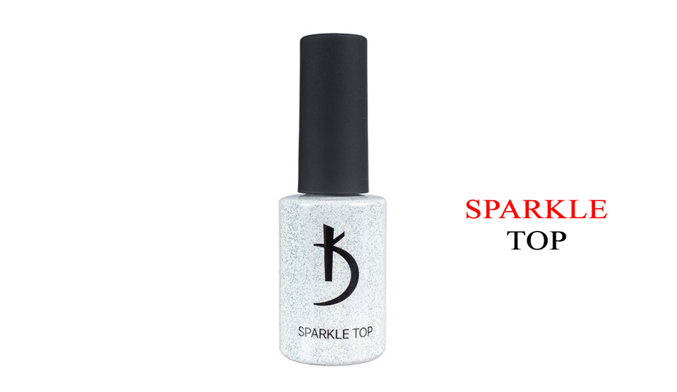 Kodi SPARKLE Top with glitters 7ml.