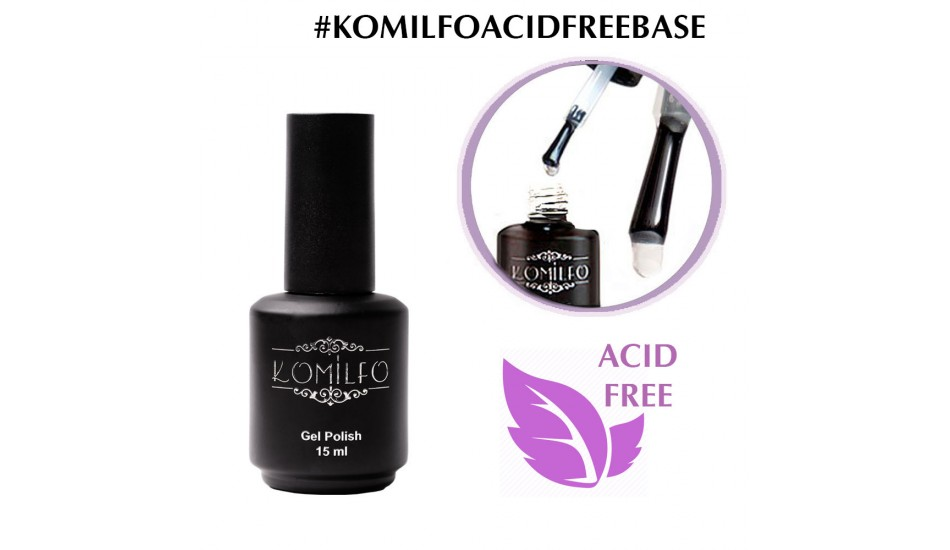 KOMILFO Base Acid Free, 15ml.