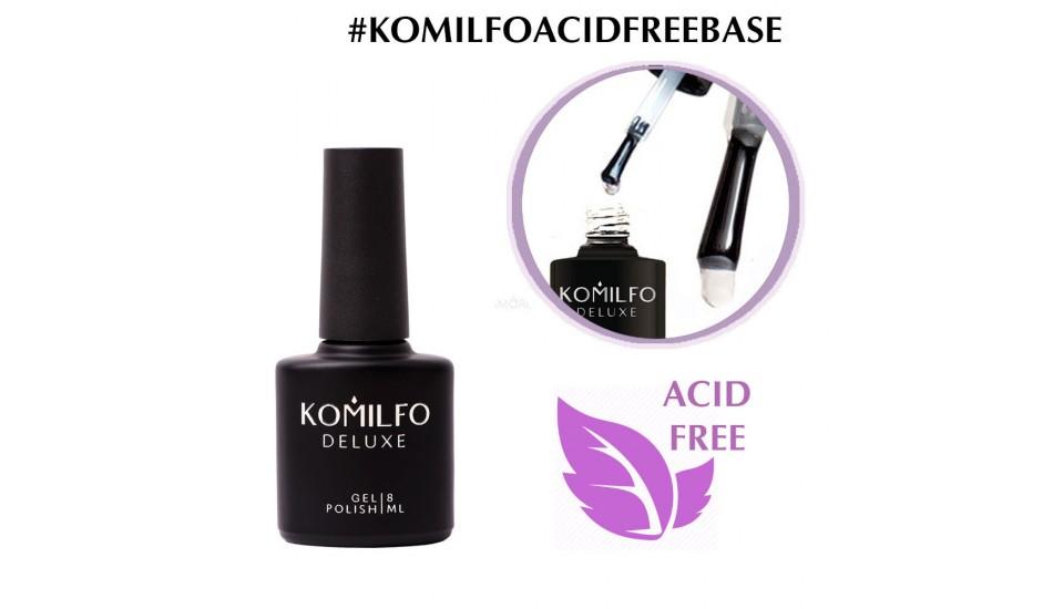 KOMILFO Base Acid Free, 8ml.