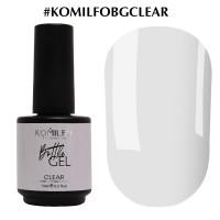 KOMILFO Bottle Gel Clear, 15ml.