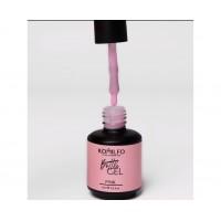 KOMILFO Bottle Gel Pink, 15ml.
