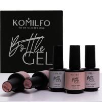 KOMILFO Set 5 Bottle Gels.