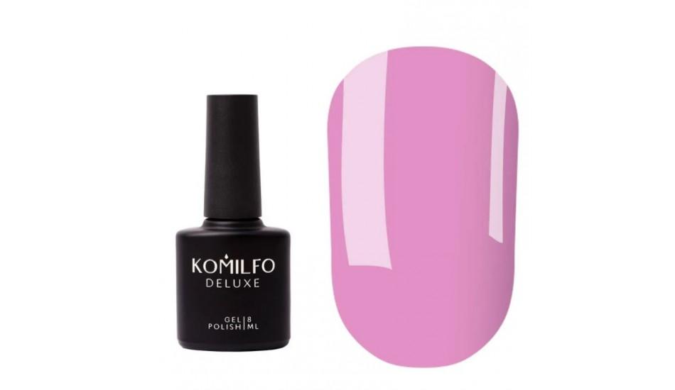 "KOMILFO Base Color ""Candy Pink"" 8ml."