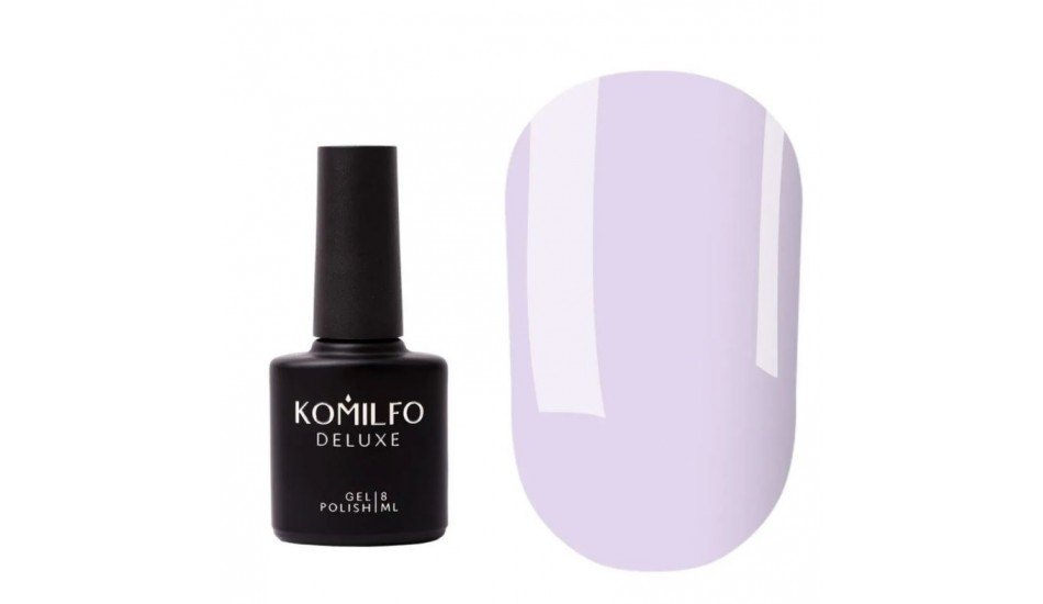 """KOMILFO Base Color """"French Lilac"""" 8ml."""