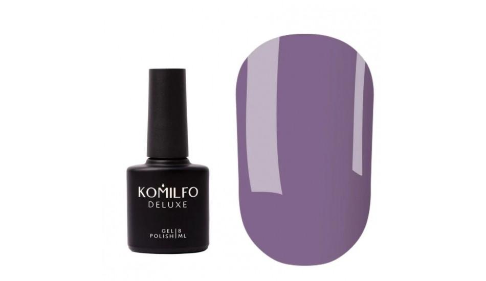 """KOMILFO Base Color """"Purple Smoke"""" 8ml."""