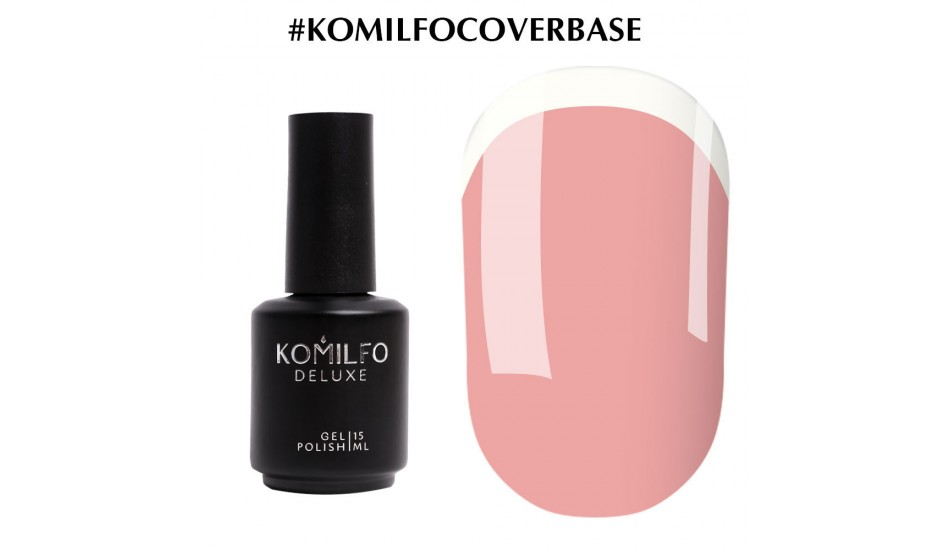 KOMILFO Cover Base, 15ml.