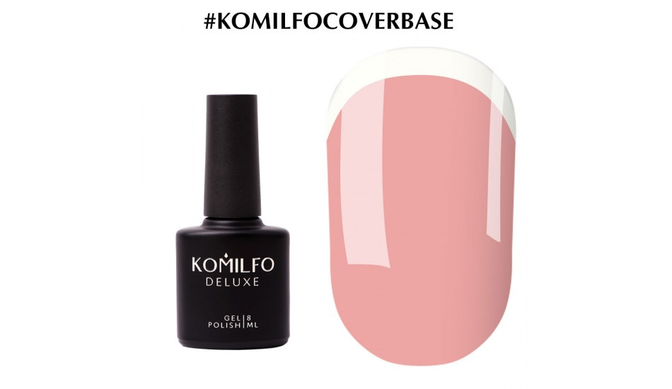 KOMILFO Cover Base, 8ml.
