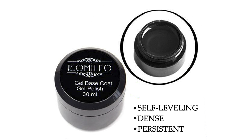 Gel Base Coat 30 ml. (without brush)