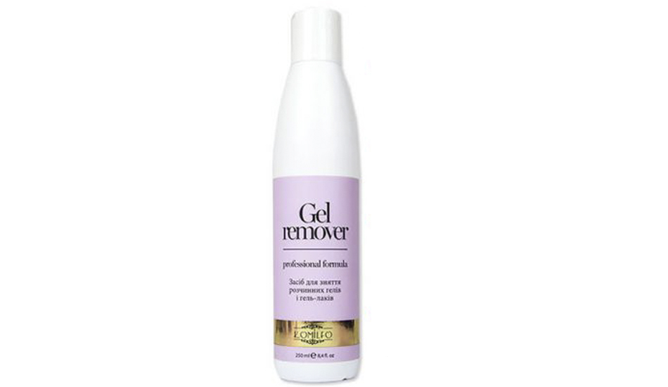 Gel Remover (soak off) 250 ml.