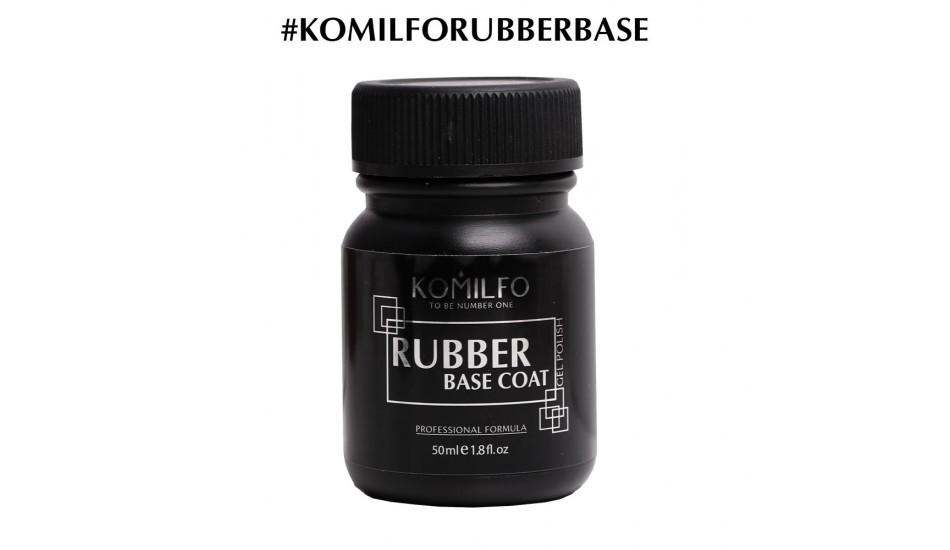 KOMILFO Rubber Base, 50ml. (without brush)