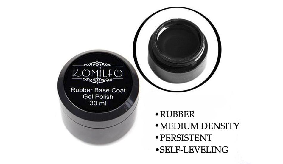 Rubber Base Coat 30 ml. (without brush)