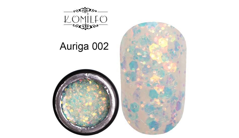 Komilfo Star Gel №002 Auriga, 5 ml