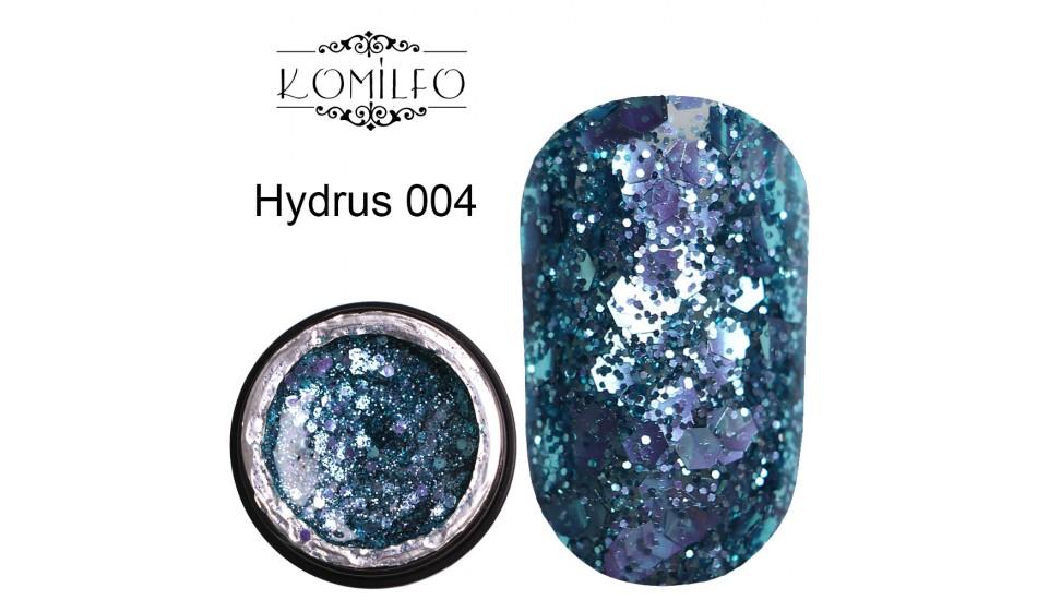 Komilfo Star Gel №004 Hydrus, 5 ml
