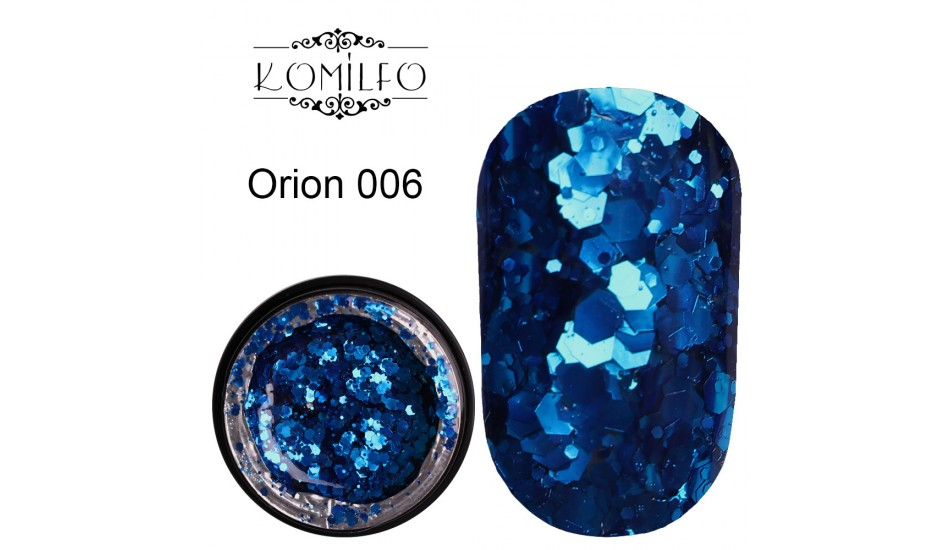 Komilfo Star Gel №006 Orion, 5 ml