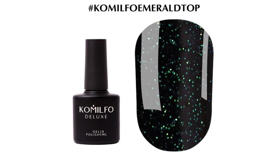 KOMILFO Top Emerald, 8ml.