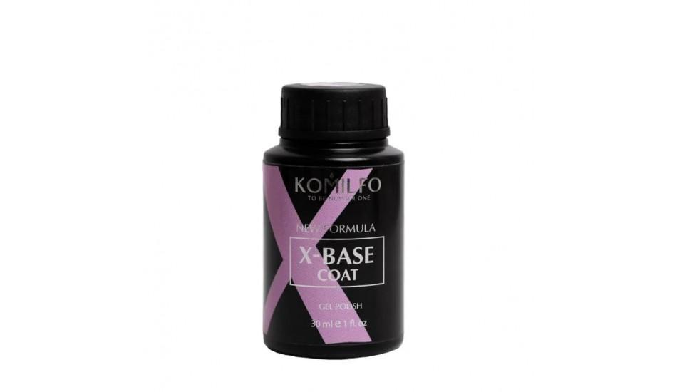 KOMILFO X-Base Rubber, 30ml.