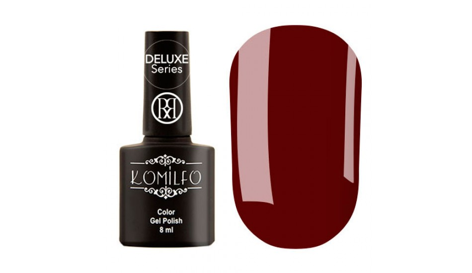 Gel Polish Komilfo Rior Collection №004