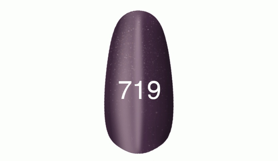 "Gel polish ""Moon light"" № 719, 8ml."