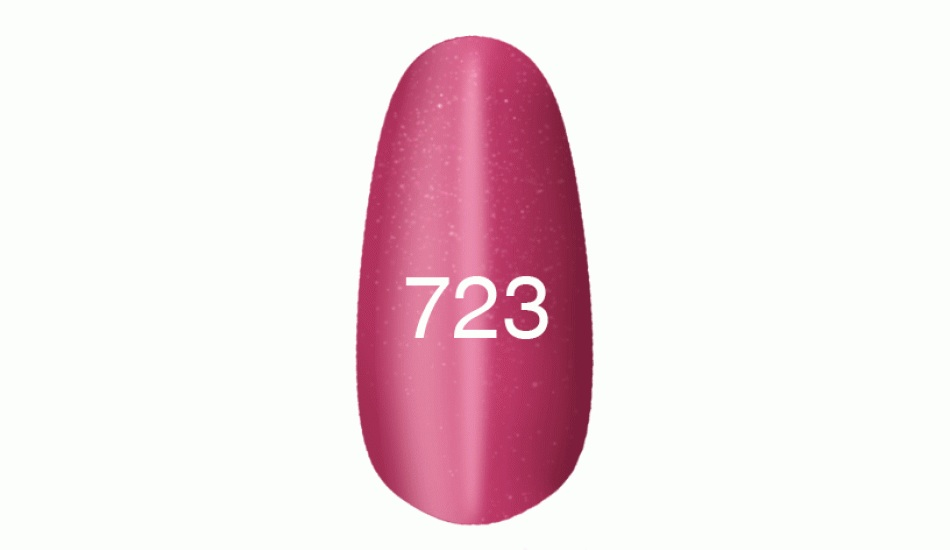 "Gel polish ""Moon light"" № 723, 8ml."