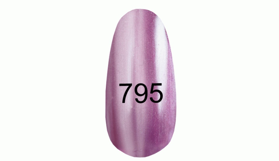"Gel polish ""Moon light"" № 795, 8ml."
