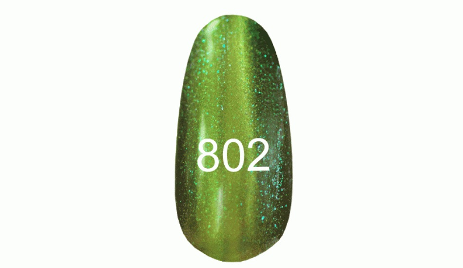 "Gel polish ""Moon light"" № 802, 8ml."