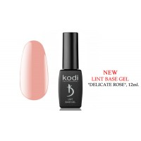"""Kodi Lint base gel """"Delicate Rose"""", 12ml."""