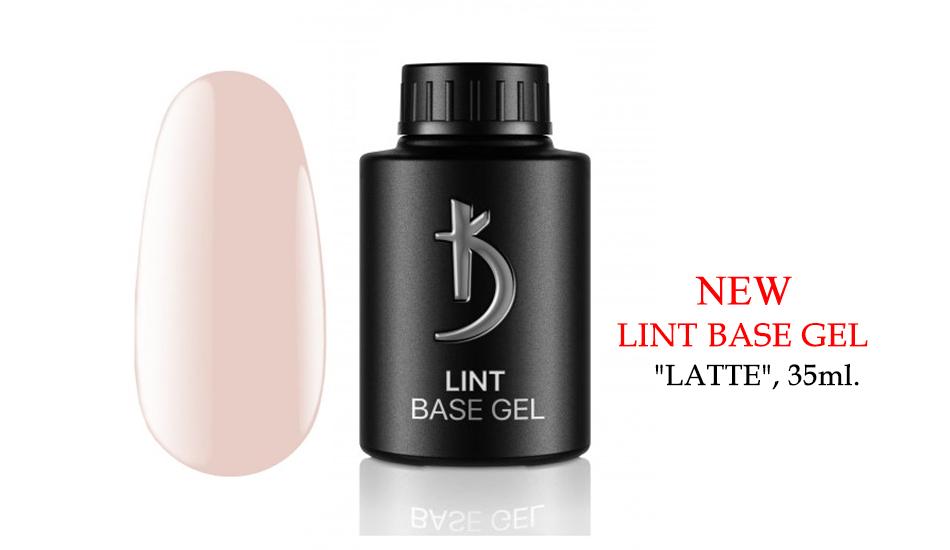 """Kodi Lint base gel """"Latte"""", 35ml."""