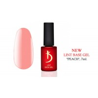 "Kodi Lint base gel ""Peach"", 7ml."