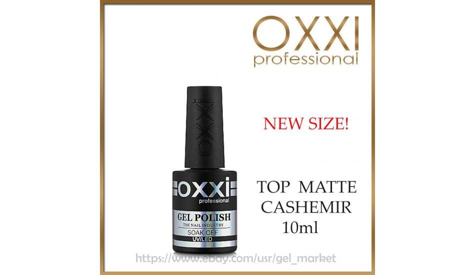 Matte Top Cashemir 10 ml.