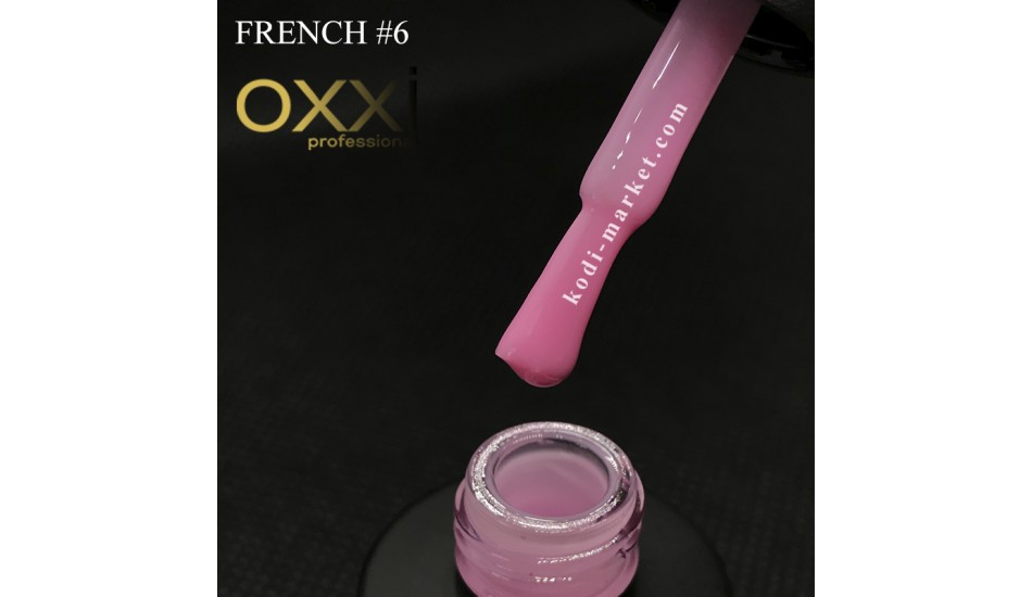 OXXI French №6 10ml.
