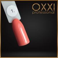 Gel polish Oxxi №001