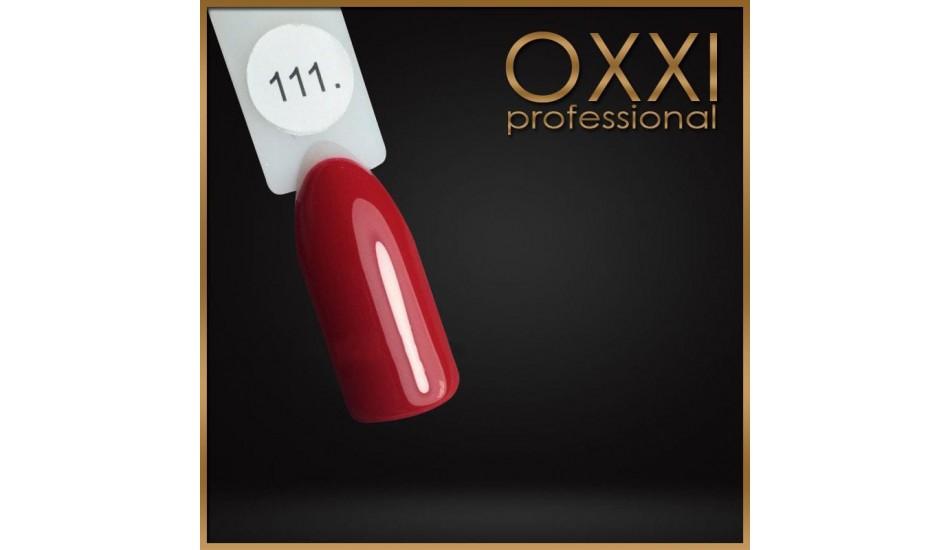 Gel polish Oxxi №111