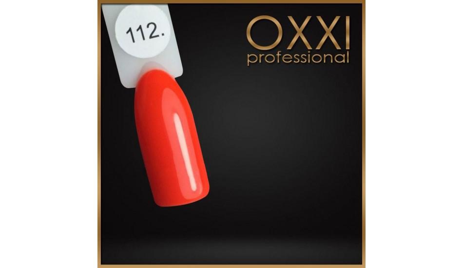 Gel polish Oxxi №112