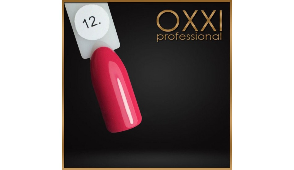 Gel polish Oxxi №012